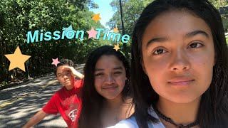 Going On A Mission (kind of) ||Laura Campoverde