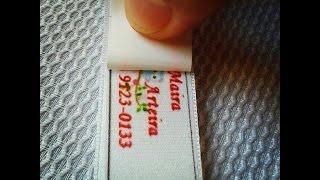 Faça você mesma Etiquetas