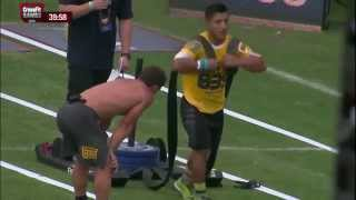 Burden Run: Men - 2013 CrossFit Games