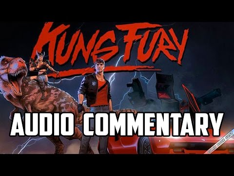 Kung Fury Audio Commentary