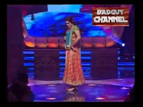 Sreeram  Indian Idol 5 9th August Performance As Male And FemalebyjayarajTeamSD
