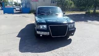 Тюнинг ГАЗ 3110