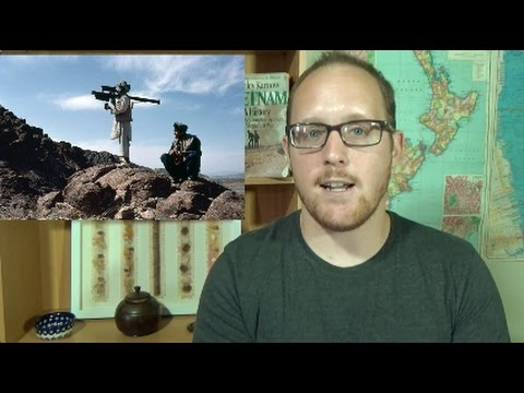 Afghan war part 1: History up to 9/11