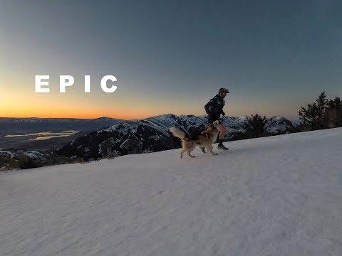 An Epic Week - Northern Utah Trails