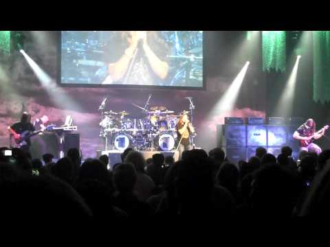 Dream Theater - Black Clouds and Silver Linings Tour I