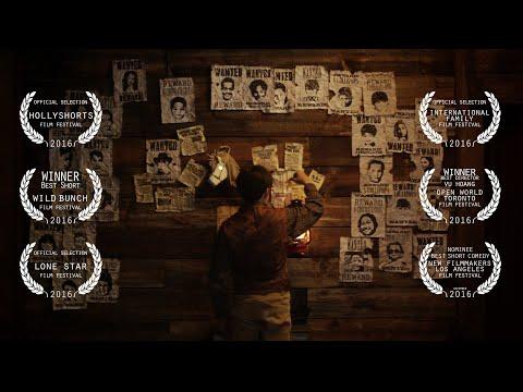 Marty: A Wild West Neverland (Award Winning Short Film)