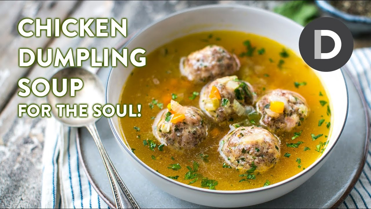 Chicken dumpling soup for the soul youtube chicken dumpling soup for the soul forumfinder Choice Image