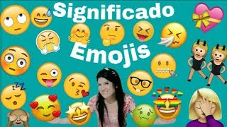 SIGNIFICADO DOS EMOJIS 😀😎😍😛 Super divertido 😆😁  #1