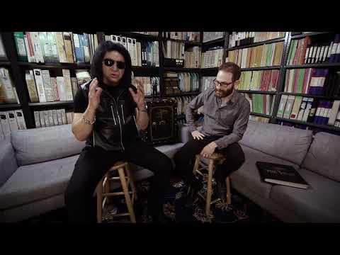 Gene Simmons - Interview - 9/15/2017 - Paste Studios, New York, NY