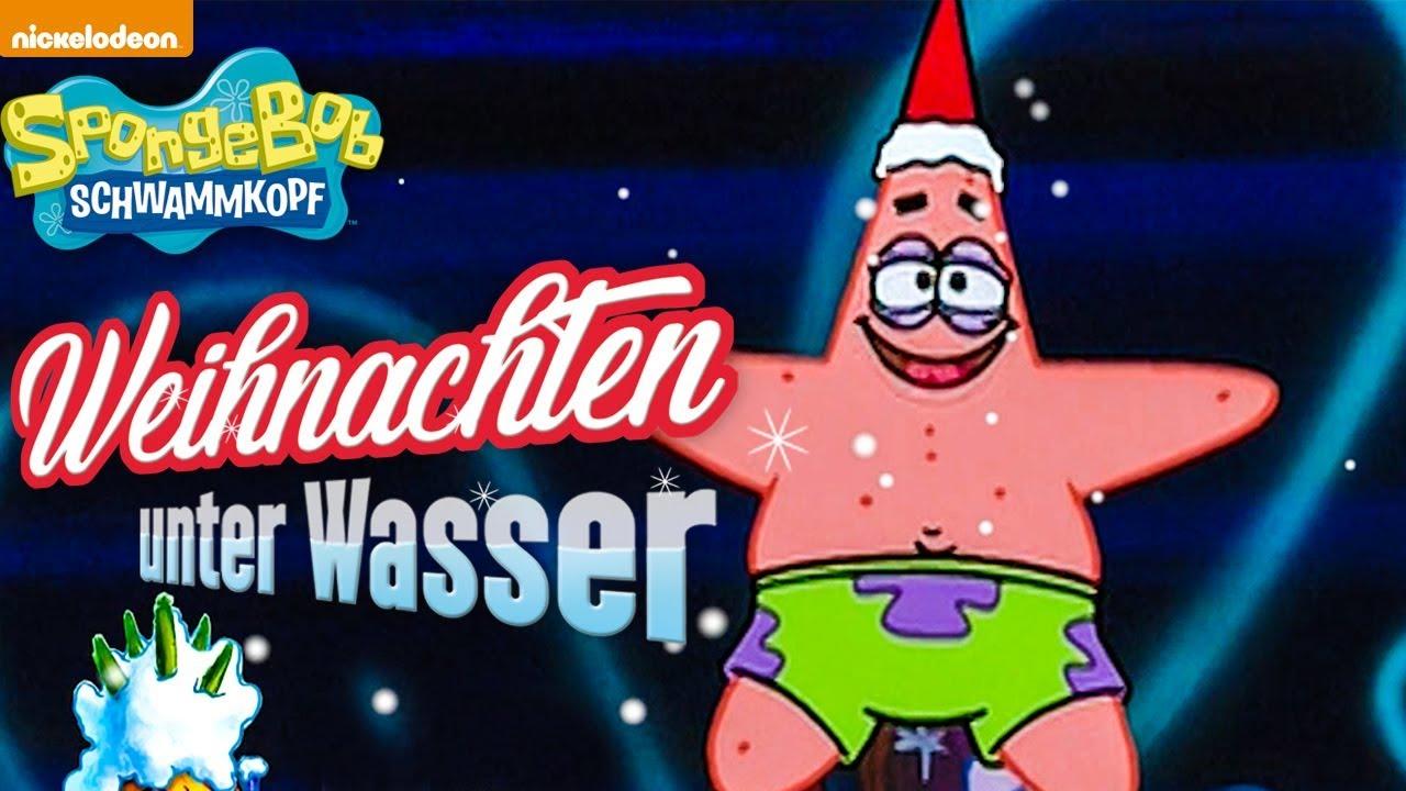 SpongeBob - Heute Nacht Kommt Der Weihnachtsmann (Lange Kurzversion ...