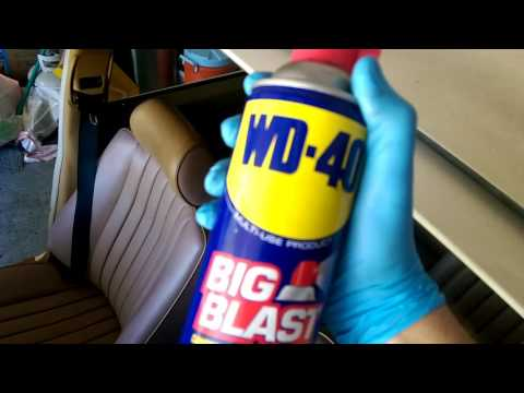 HOW TO LUBRICATE SUNROOF MECHANISM Ghetto - YouTube