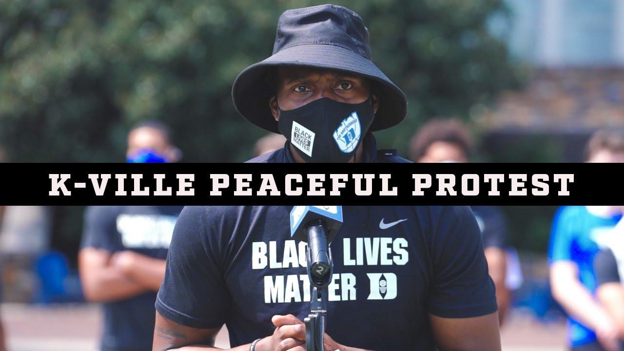 K-Ville Peaceful Protest