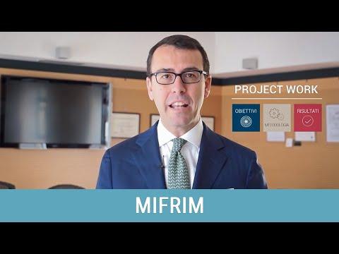 Master in Financial Risk Management - MIFRIM