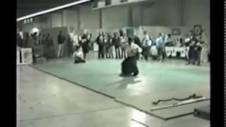 Joshu Genku - Demonstration Martial Arts - Salon Alternativia 1987