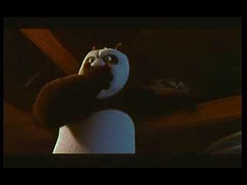 Kung Fu Panda český trailer (czech trailer)