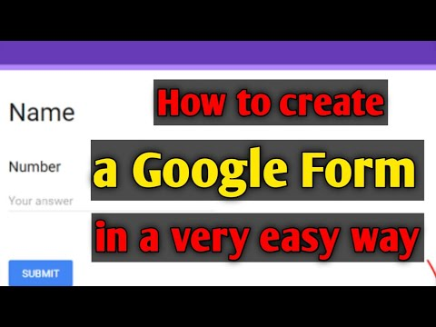 How To Create Online Registration Form