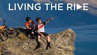 Living the Ride - BMXLiveTV - Official Trailer - Caroline Buchanan, Barry Nobles