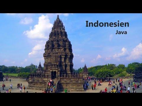 Eine Reise durch INDONESIEN Teil 1 - JAVA (von JAKARTA nach YOGYAKARTA)