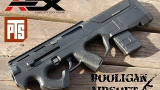 Magpul PTS PDR-C AEG Overview