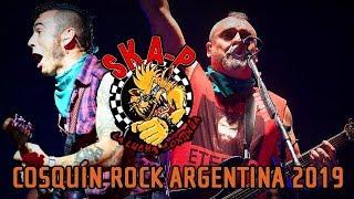 SKA-P   Argentina 2019 Cosquín Rock HD (A/V CORREGIDO)