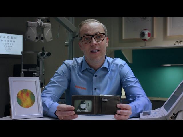 Interoptikerens lommebok - reklamefilm
