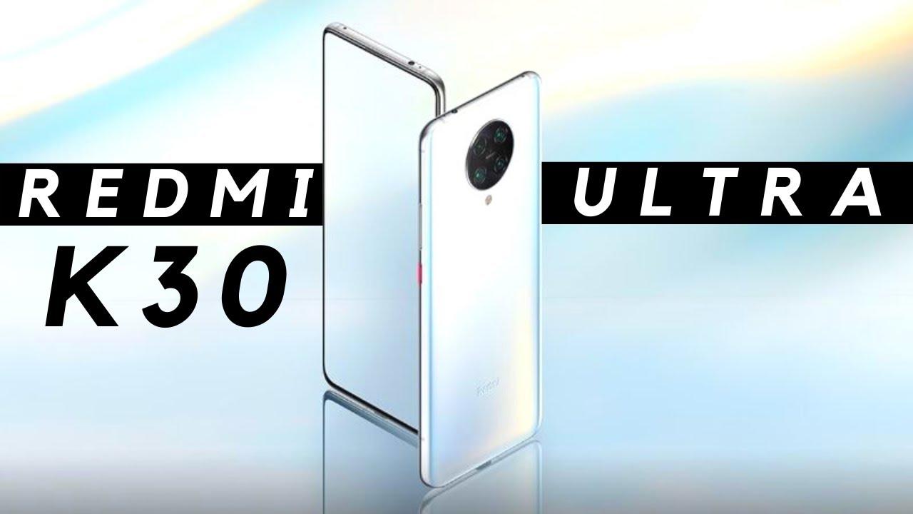 Redmi K30 Ultra - MTK Dimincity 1000+ | Specification, Price, Launch Date