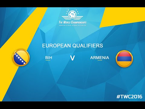 CS:GO - BiH vs. Armenia[Cobblestone] - TWC 2016
