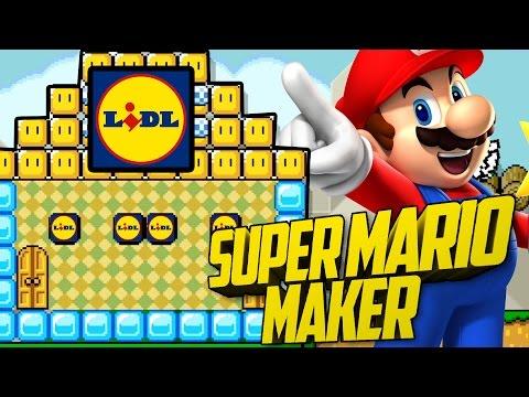 In Richtung LIDL!! - Super Mario Maker #08 [Deutsch/HD]