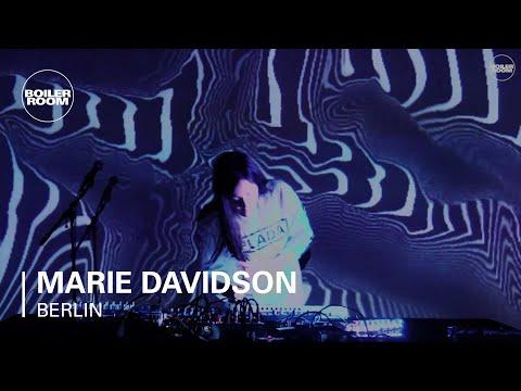 Marie Davidson Boiler Room Berlin Live Set