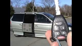 2004 Used Chrysler Braun Town & Country-For Sale in Charlotte, NC, 28273