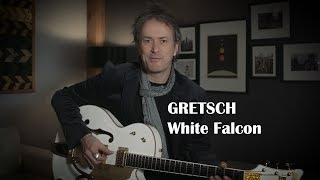 Gretsch '59 Reissue White Falcon - Review