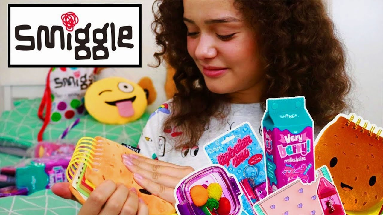 Smiggle Haul Giveaway Smiggle School Supplies Haul Smiggle Pencil Case Stationery Haul Ambi ...