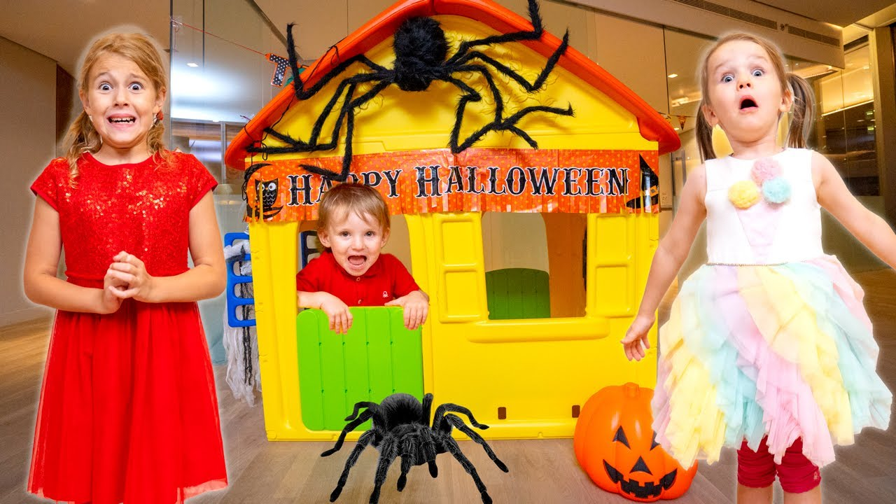 Five Kids Save Halloween and Baby Alex + more Children's Songs and Videos
