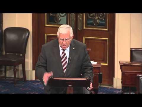 Enzi's Workforce Investment Act re-authorization speech
