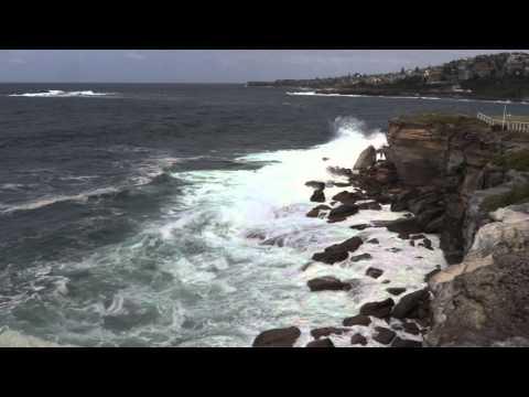 Ocean in  Slow Motion HD