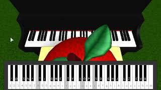 Roblox Piano: Paradisus Paradoxum T
