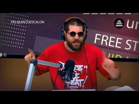 MKS Y KLAN - Charla emotiva sobre el final del Quinto - El Quinto Escalon Radio (16/10/17)
