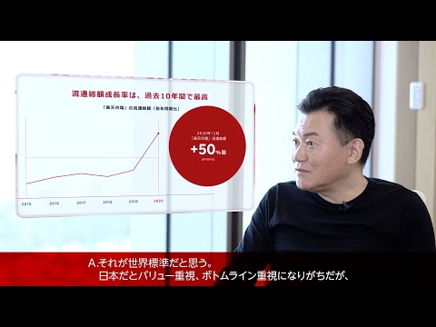 楽天株式会社 2020年度通期及び第4四半期決算説明会