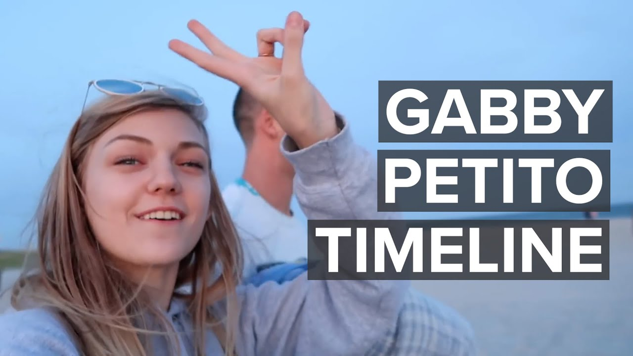 Download Gabby Petito: Timeline of fateful cross-country trip