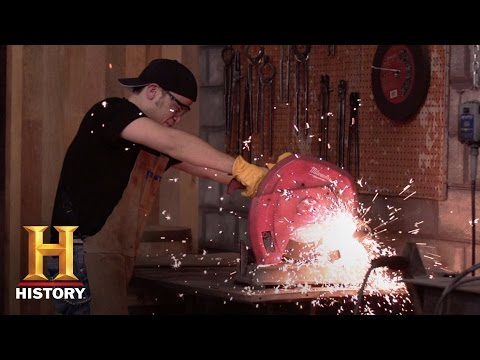 Forged in Fire: Bonus: Worst Injuries (Season 3, Episode 8) | History