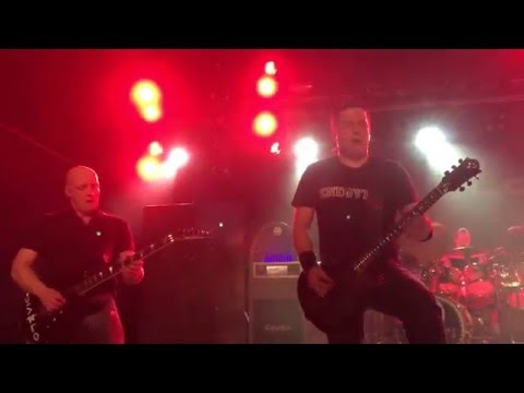 Diablo Icon Of Flesh Live@Rytmikorjaamo 5.12.2015