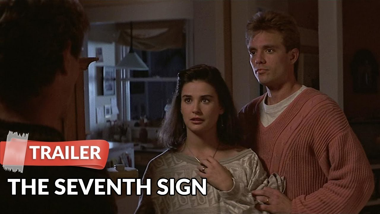 the seventh sign (1988) trailer
