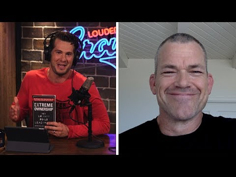 'REAL MEN TAKE OWNERSHIP!' (Jocko Willink Uncut) | Louder With Crowder