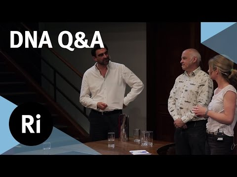 Q&A  The Story of Life with Nick Lane and Matthew Cobb