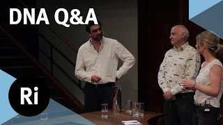 Q&A - The Story of Life with Nick Lane and Matthew Cobb