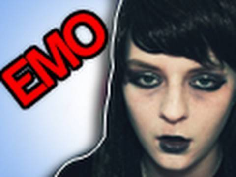 Rose the weird emo drug addict girl spoof - Emo rose pictures ...
