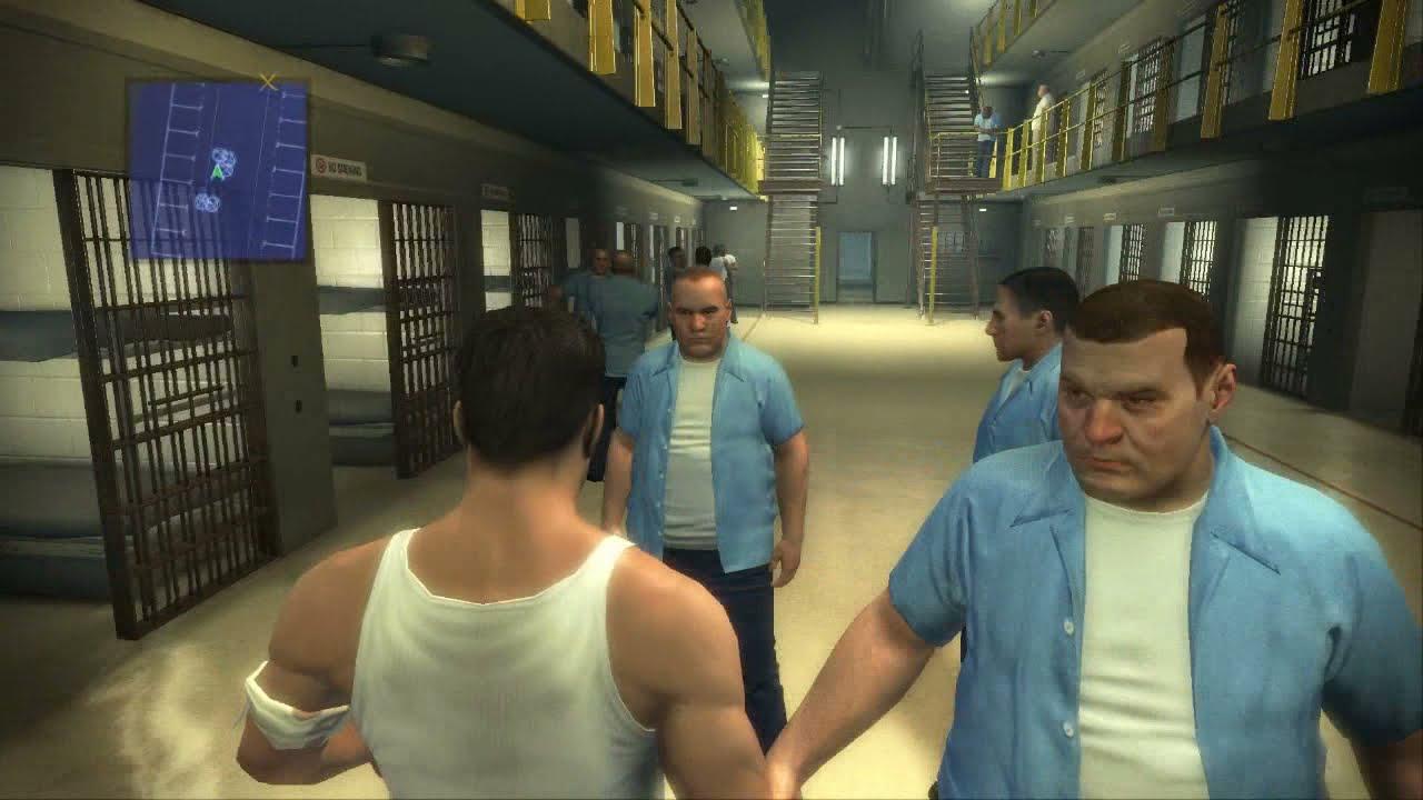 prison breakout games