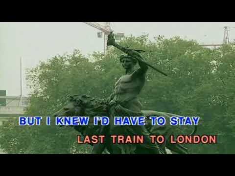 Last Train To London (Karaoke/Instrumental Ver.)
