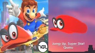 Super Mario Odyssey - Jump Up, Super Star! [Remix]   VGR And Qumu Mashup  