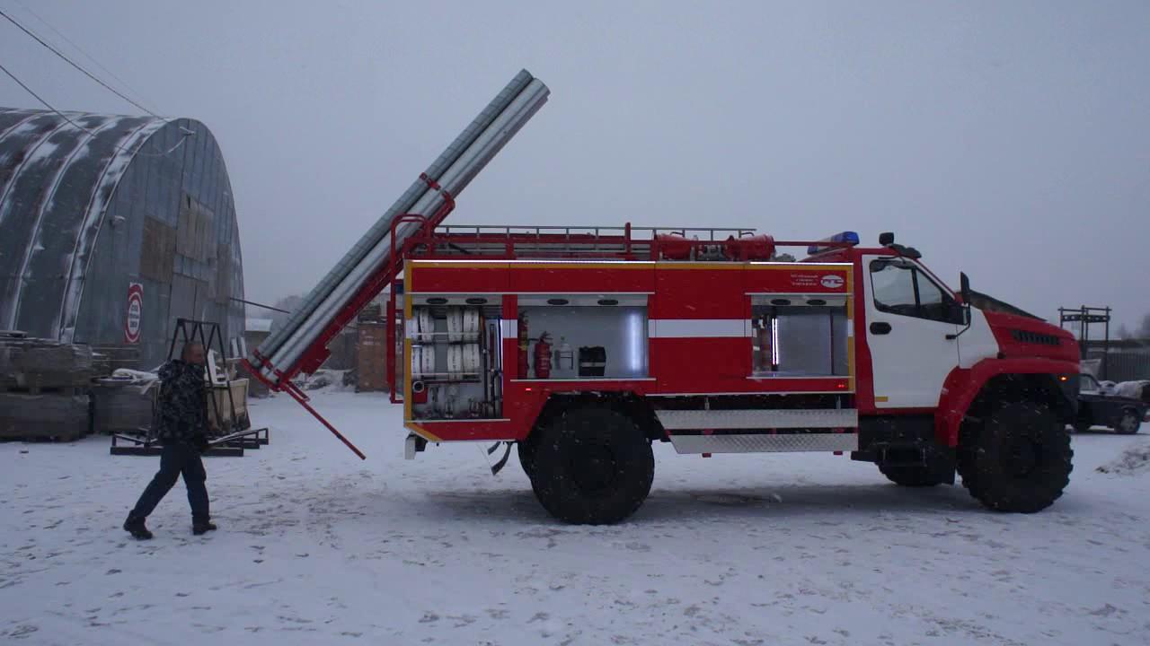 Быстросъем пеналов для пожарных рукавов (НПО